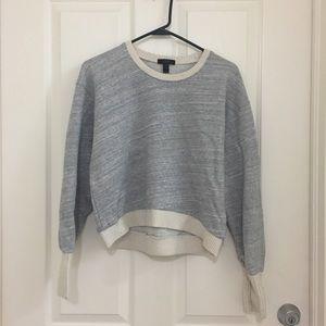 Cropped J. Crew Sweater